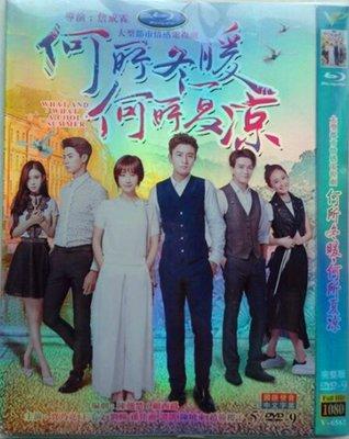【樂視】 高清DVD  何謂冬暖何謂夏涼 / 賈乃亮  王子文  劉暢 / 情感劇DVD 精美盒裝