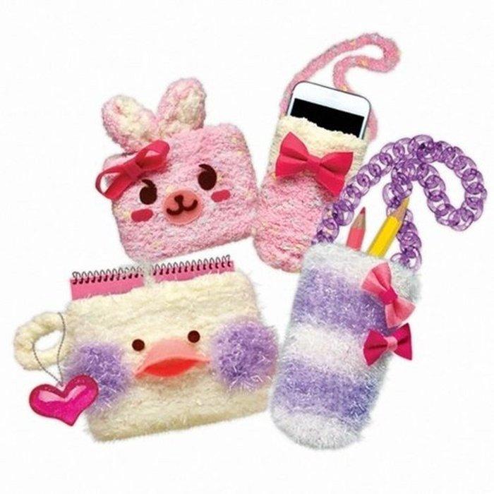 【阿LIN】17526A 可愛巧手編織提袋補充包 可愛巧手編織機補充包 包包 手機袋 吊飾 MIMI WORD