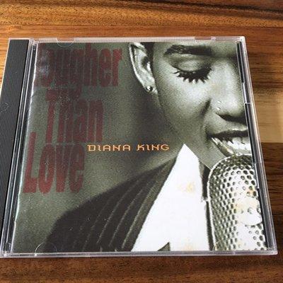 [BOX 1] Diana King-Tougher Than Love