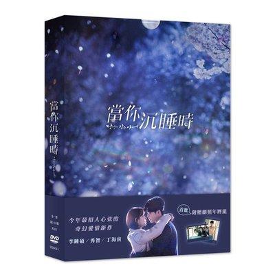 【采昌】當你沉睡時DVD(李鍾碩/裴秀智)