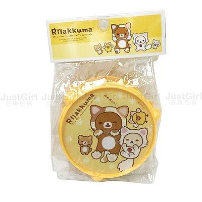 懶懶熊 拉拉熊 迷你鼓 樂器 玩具 正版日本授權 JustGirl