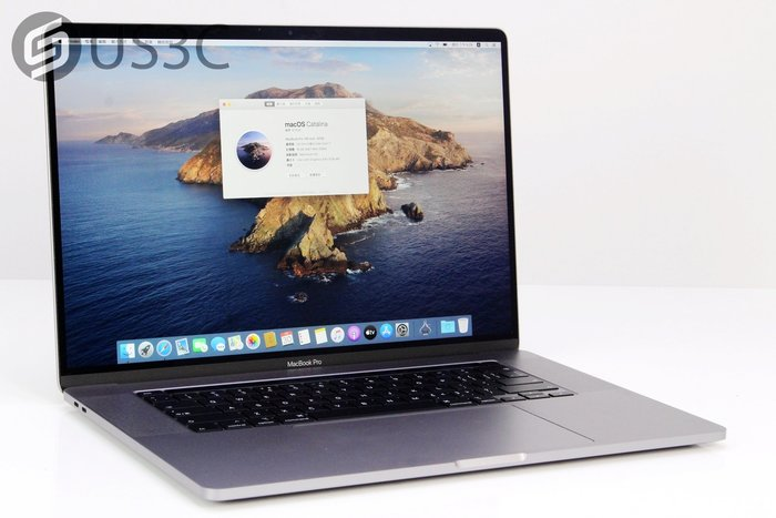 【US3C】最新款 Apple MacBook Pro Retina TB 16吋 i7 2.6G 16G 512G