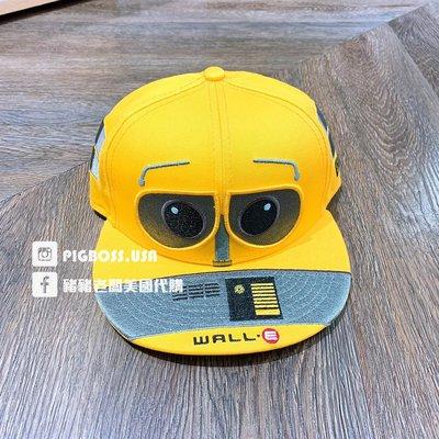 【豬豬老闆】NEW ERA K950 DISNEY 黃色 帽子 瓦力 休閒 運動 棒球 童帽 NE12552442