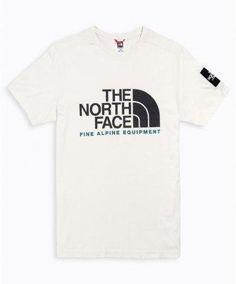 【IMPRESSION】The North Face 北臉 T-Shirt TNF 短T 復古白 現貨