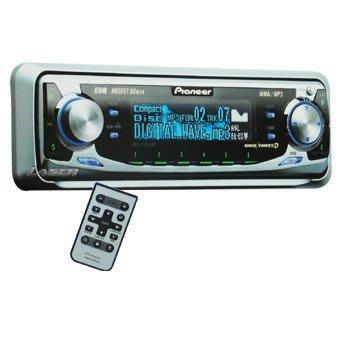 【保證原廠】 汽車整套影音設備 Pioneer 喇叭 螢幕 MP3 分音器 誠可議 再送日本省油磁石 妖怪手錶