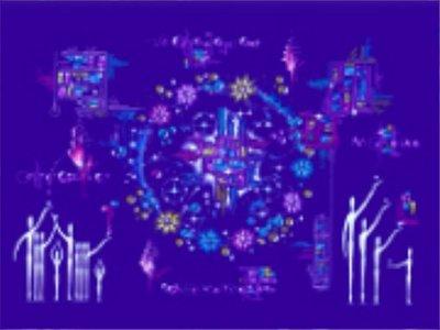 [心靈之音] # 94 天界揚昇計畫(加速學習能力)-能量催化圖-美國原裝進口附中文說明