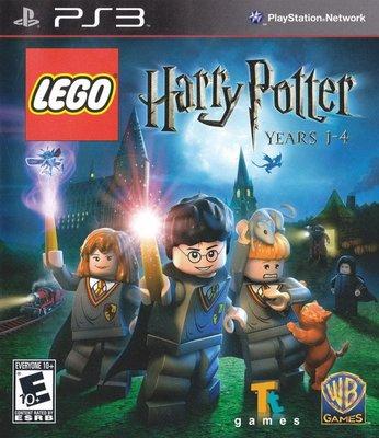 【二手遊戲】PS3 LEGO 樂高哈利波特 1-4學年 英文版【台中恐龍電玩】