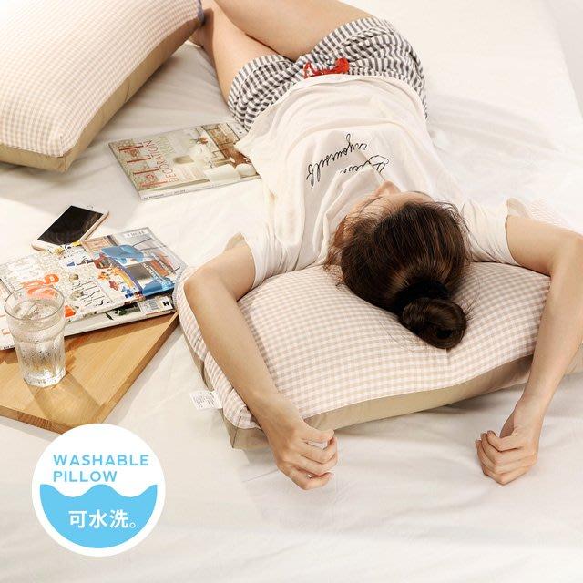 枕頭/枕心【舒柔水洗枕】-1入 絲薇諾