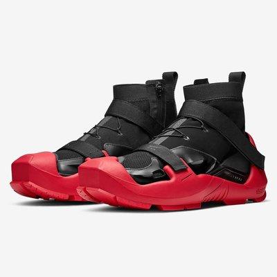 Nike x Matthew M. Williams Free TR 3 SP MMW Bred黑紅AQ9200-001