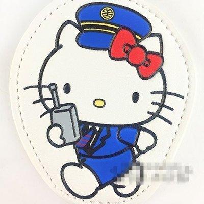 Hello Kitty X 台鐵皮質鑰匙圈新太魯閣號 日本授權 小日尼三 日本帶回 有現貨 不必等 41+ gift