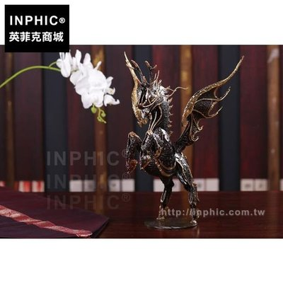 INPHIC-做舊鐵藝古神獸桌面擺飾藝品東南亞擺設裝飾泰國_Thv5
