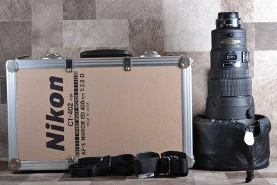 【品光攝影】Nikon AF-S 400mm F2.8 D ED 定焦 大砲 打鳥 望遠 GH#65895