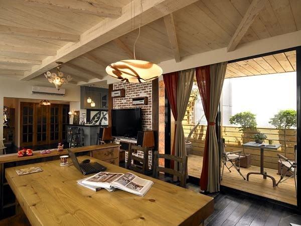 原木工坊~ 歐式鄉村風家具訂做   室內設計規劃施工