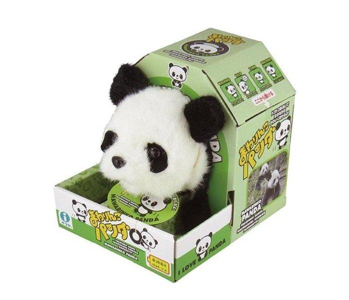 日本IWAYA 甜甜屋-電動小貓熊~超萌小熊貓~可愛電子小寵物~◎童心玩具1館◎