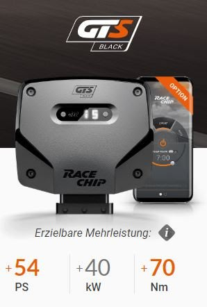 德國 Racechip 外掛 晶片 電腦 GTS Black APP M-Benz A-Class W177 A35