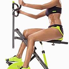 【Fitek 健身網】兩用騎馬機/健腹機+磁控健身騎馬健腹兩用機(健腹機/健身車)