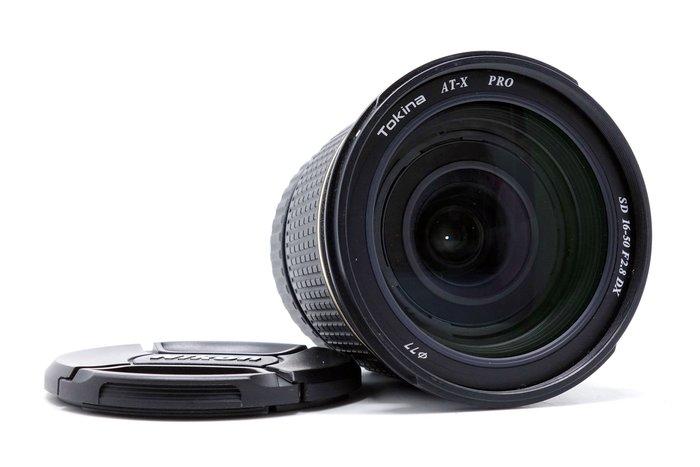 【台中青蘋果】Tokina AT-X PRO 16-50mm f2.8 for Nikon 二手 公司貨 #04018