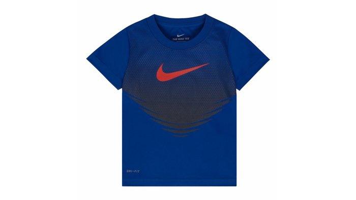 Nike 男童短上衣 尺寸 6歲  #有2色 #DRI-FIT