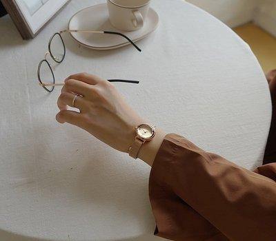 【Debby house】法式復古多切面鋼帶女錶小錶面手錶時尚簡約氣質ins風格優雅閨蜜姊妹情侶禮物手表飾品-7080✨