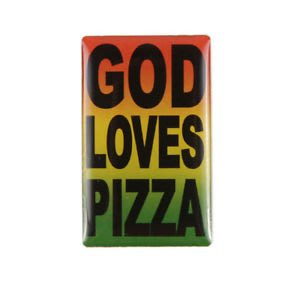"[ LAB Taipei ] Pizza Skateboards ""GOD LOVERS PIZZA PIN"""