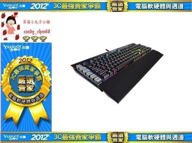 【35年連鎖老店】CORSAIR K95 RGB PLATINUM 機械電競鍵盤-茶軸英文有發票/CH-9127012