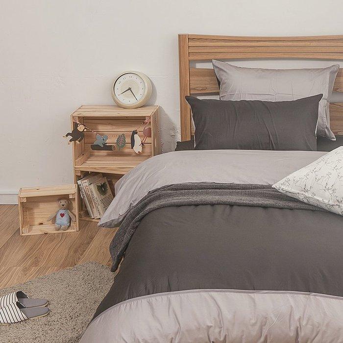 床包兩用被組 / 雙人特大【簡單生活系列-多色可選】含兩件枕套  100%精梳棉  戀家小舖AAA515