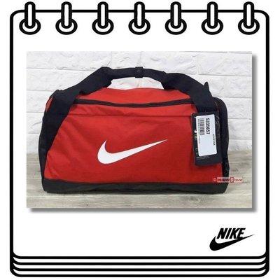 【Drawer】Nike Brasilia 6 Small 行李袋 旅行袋 運動包 健身袋 紅色 BA5335-657