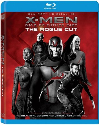 BD 全新美版【X戰警 未來昔日 雙碟導演版】【X-Men Days of Future Past】Blu-ray 藍光