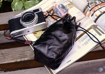 Fujifilm X70 X30 X100T X100S X100 X10 X20 XF1 富士 羊皮袋 皮套 相機皮套
