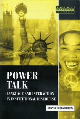 【特價/英語原文/語言學/研究所用書】Powerful Talk: Representation and