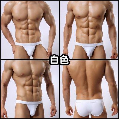 今日特價.JN男潮內著.【JR02_白色38】【S.M.L號】大囊袋/寬邊/冰絲材質/透氣/低腰/男三角內褲