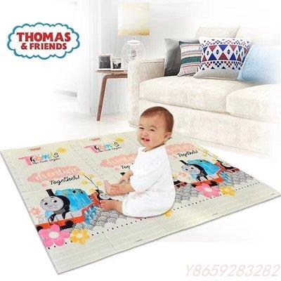 〖洋碼頭〗托馬斯寶寶爬行墊加厚嬰兒客廳可折疊xpe爬爬墊防潮兒童地墊臥室 A6282