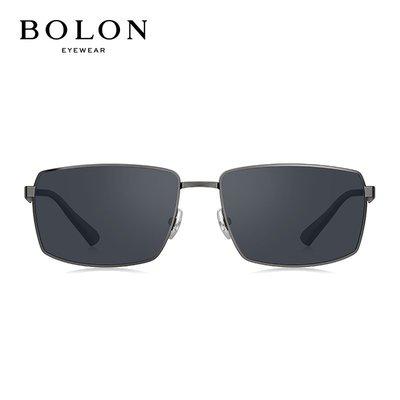 夏日炎炎太陽鏡暴龍BOLON太陽鏡年矩形框墨鏡男款偏光眼鏡BL7118C11
