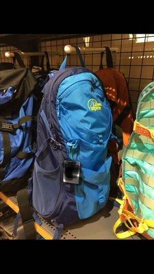 二手包。登山背包 Lowe Alpine二手知名37公升、男女透氣登山後背包 【英國 Lowe Alpine