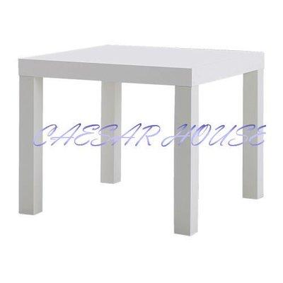 ╭☆凱薩小舖☆╮【IKEA】便利現貨商品 LACK只限白色限量優惠中 電腦桌/邊桌/兒童桌