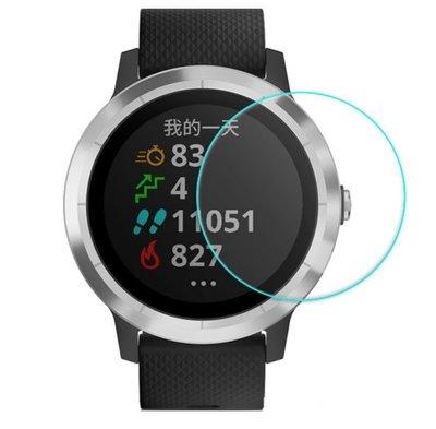 【高透光】2入裝 Garmin vivoactive4 手錶膜 智慧腕錶膜 亮面 螢幕保護貼 PET 貼膜 手環 靜電膜