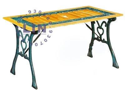 【品特優家具倉儲】◎889-04公園桌...