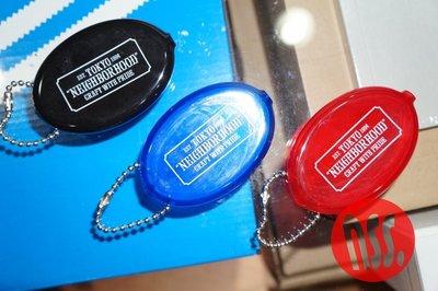「NSS』NEIGHBORHOOD NBHD CASE 零錢包 黑 紅 藍