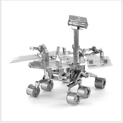 迷你3D鐵片模型 太空 火星車