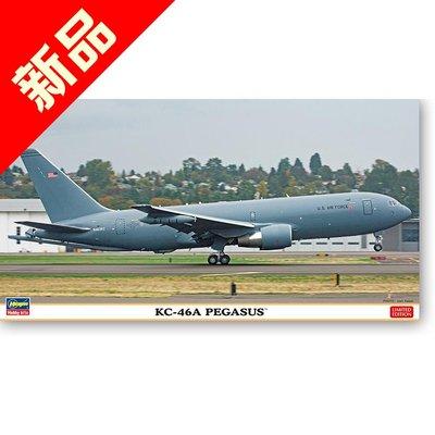 長谷川拼裝飛機模型10817 1/200 美軍空中加油機 KC-46A 飛馬