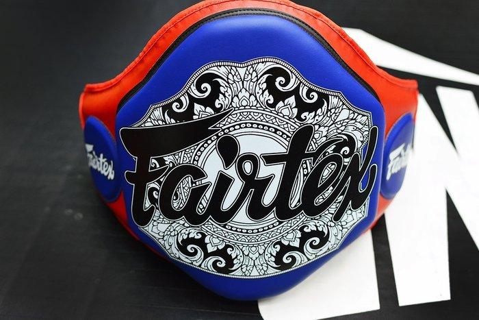 [古川小夫]FAIRTEX頂級泰拳MMA武館訓練必敗腰靶~肚靶~MMA訓練用~散打泰拳護具~Fairtex腰靶