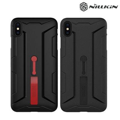 iPhone XS Max NILLKIN 炫酷 柔軟指環保護殼 手機後背硬殼Case Shell 1717A