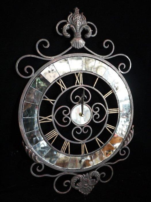 【布拉格歐風傢俱】古典歐風復古掛鐘