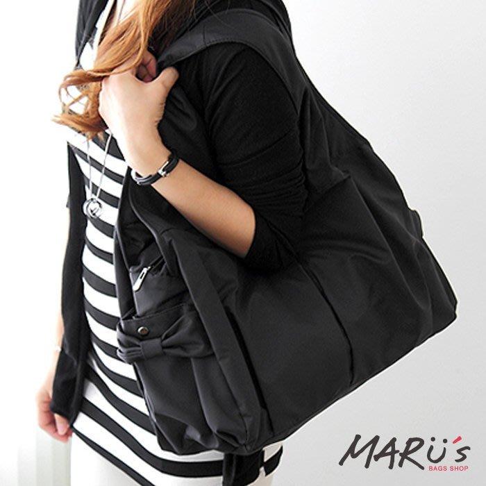 MARU`S BAGS SHOP超實用無印良品風格簡約設計包尼龍材質包.媽媽包[LG-348]