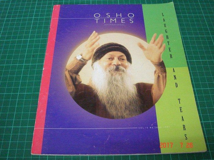 早期 奧修 雜誌《OSHO TIMES VOL.10 #2 JUNE 1997》【CS超聖文化讚】
