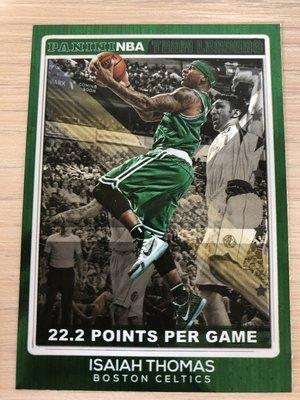 Isaiah Thomas #23 2016-17 Panini NBA Hoops Team Leaders