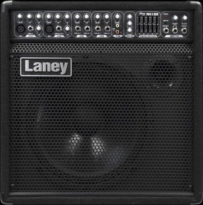 造韻樂器音響-JU-MUSIC- 全新 英國品牌 Laney AH150 多功能音箱 鍵盤 電子鼓 適用