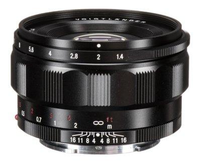 九晴天 租鏡頭 出租~福倫達 Voigtlander 35mm F1.4 (SONY E-mount)