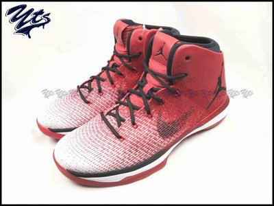 NIKE AIR JORDAN 31 CHICAGO 紅黑 芝加哥 籃球鞋 男鞋 高筒 845037 600 YTS