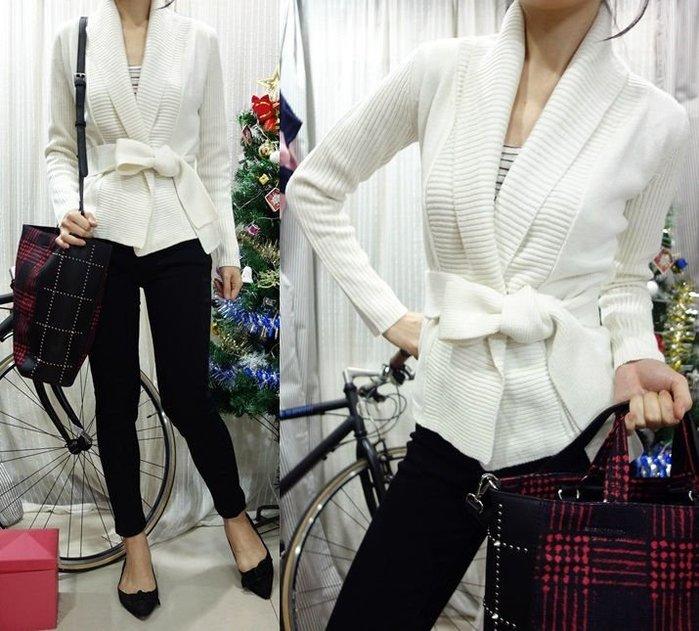 MISHIANA 品牌 COVINGTON 女生款針織開衫外套 ( 新款上市 . 特價出售 )